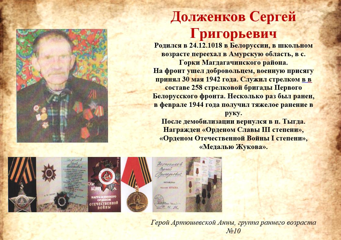 Долженков